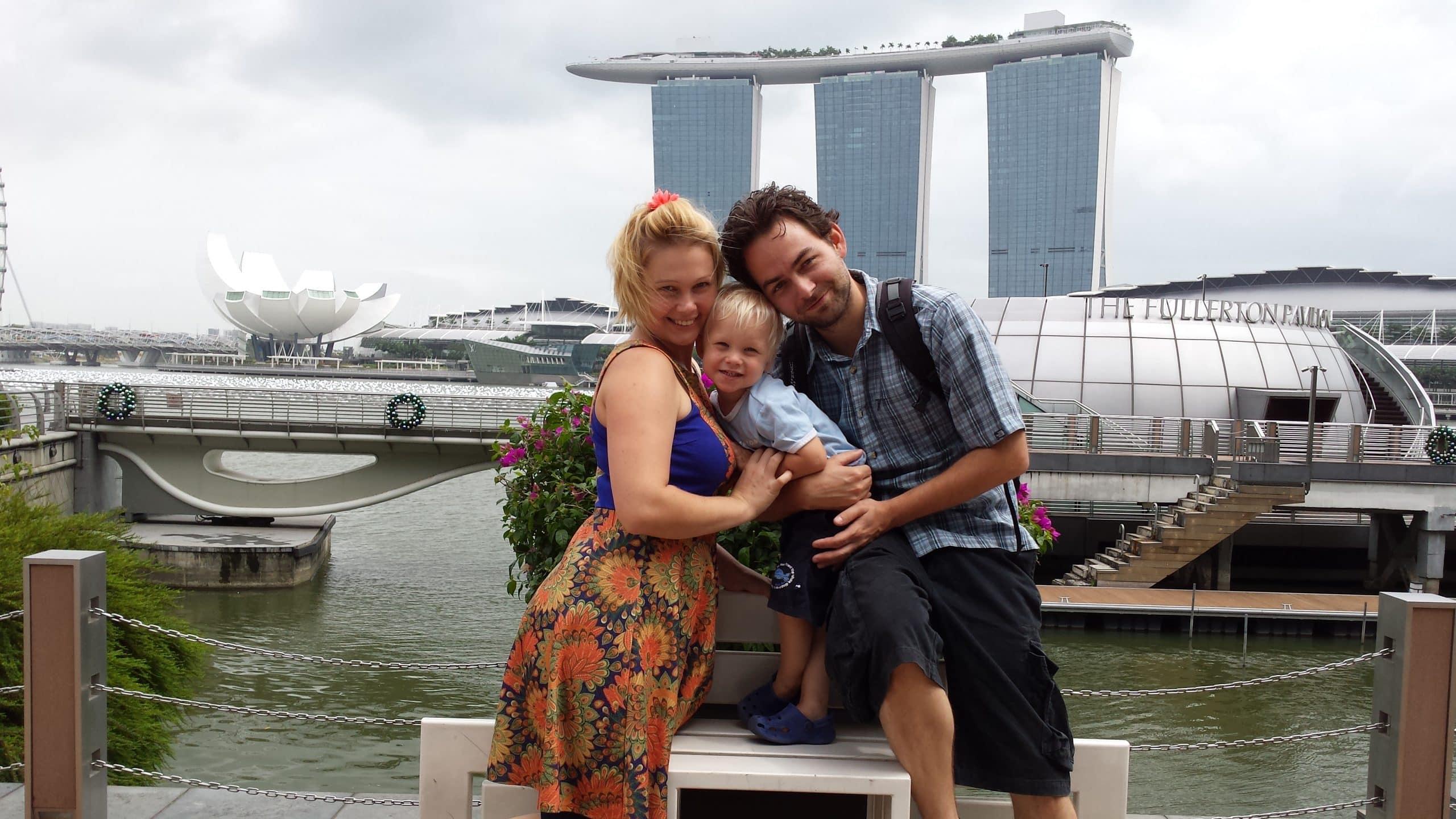Comment trouver du travail à Singapour?