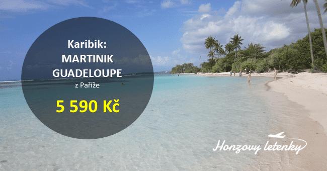 Quel est le mois le moins cher en Guadeloupe?