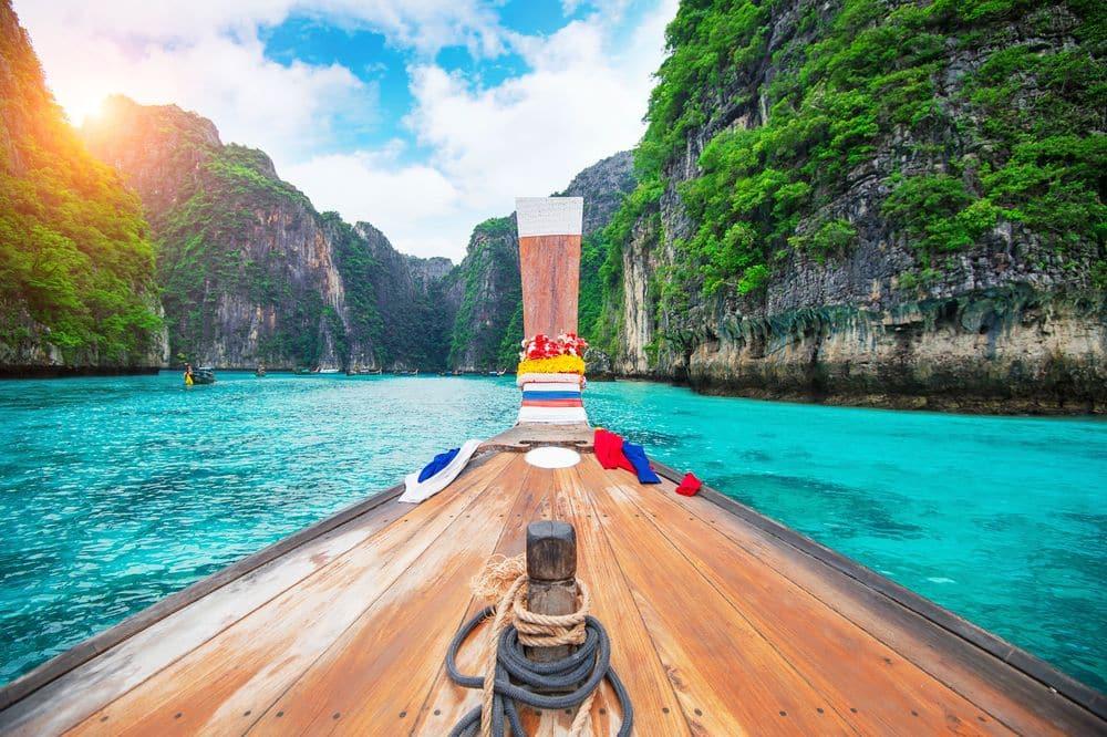 Quand s'aventurer en Thaïlande?